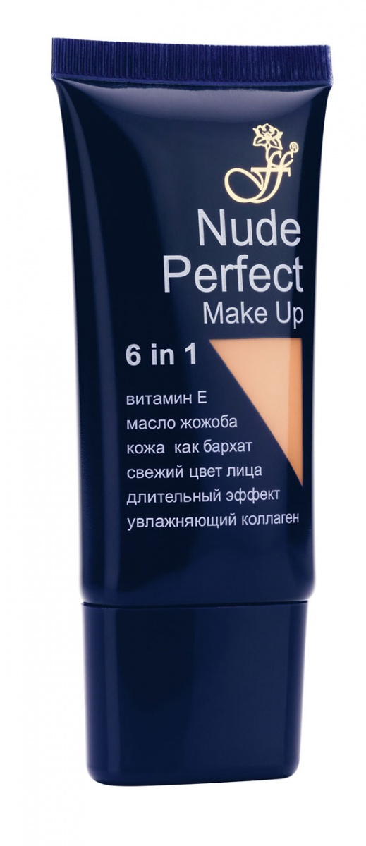 Основа под макияж Nude Perfect Make Up 6 in 1, FT17